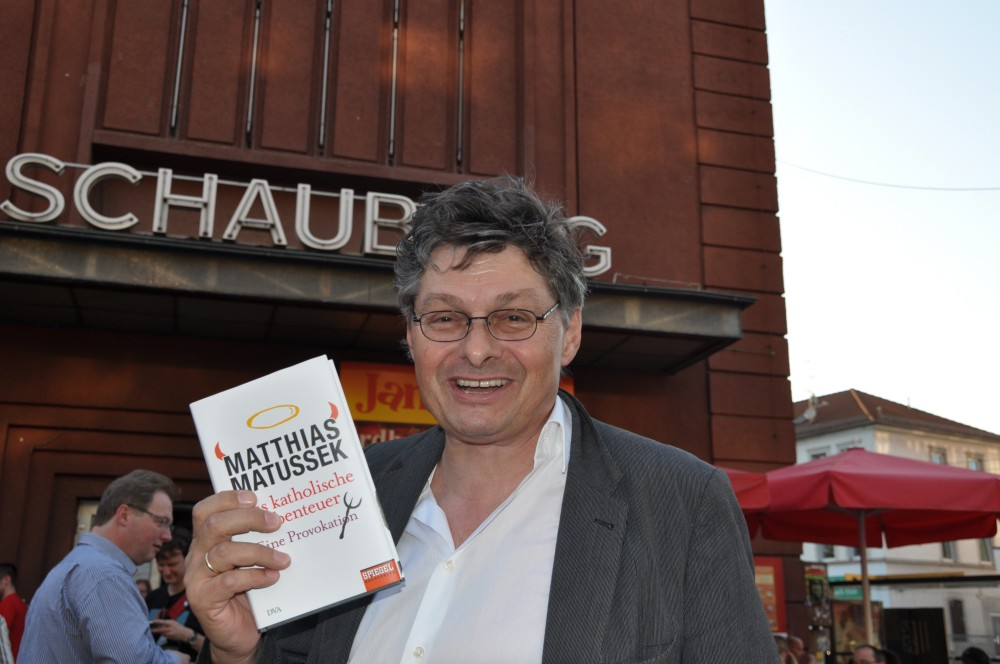 Matthias Matussek: Kulturchef tritt nach