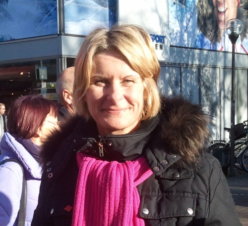 Glücklos als Kieler Oberbürgermeisterin: Susanne Gaschke