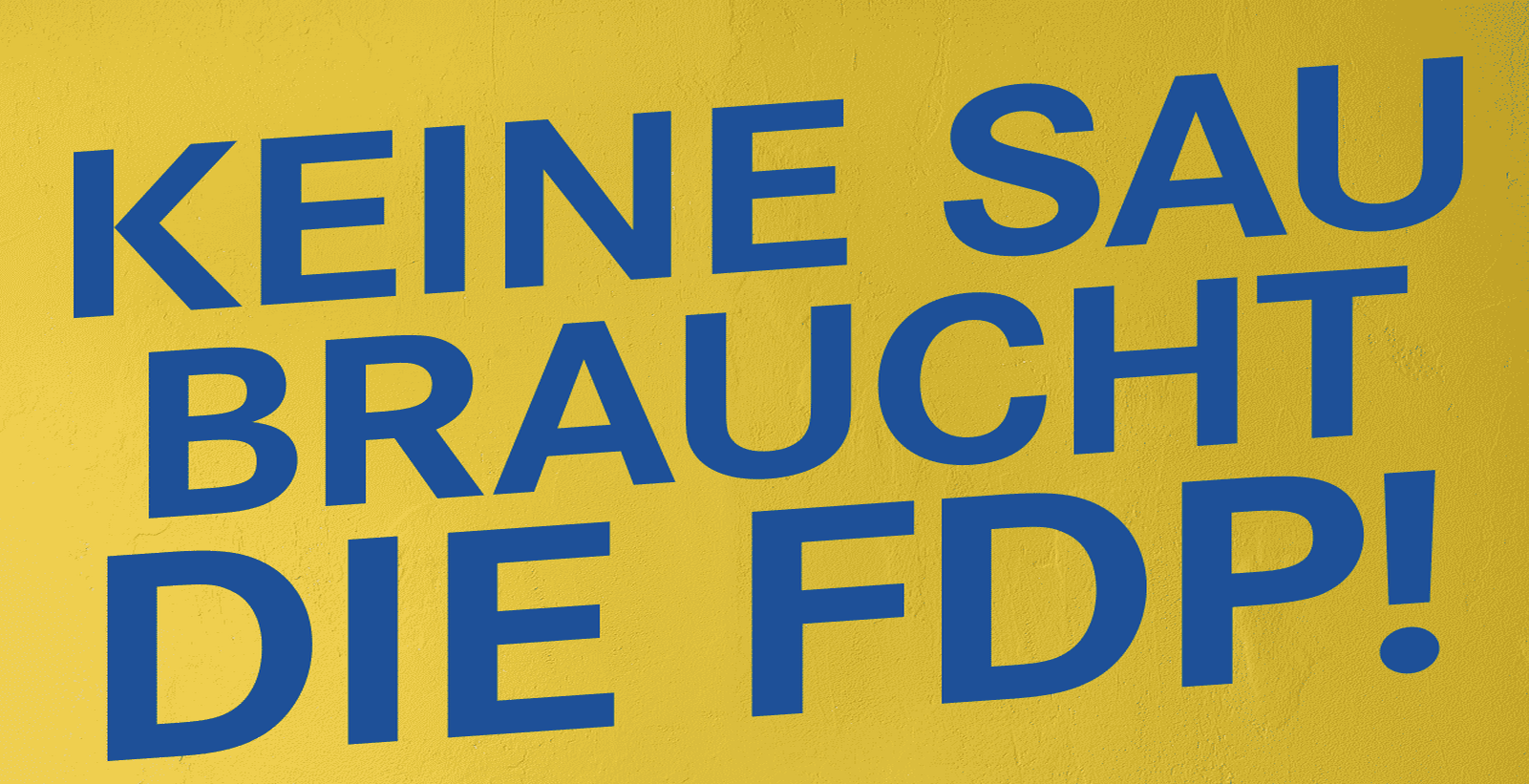 FDP Brandenburg: Mit Selbstironie Aufmerksamkeit sammeln